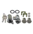 (1973-78)  Complete Lock Set