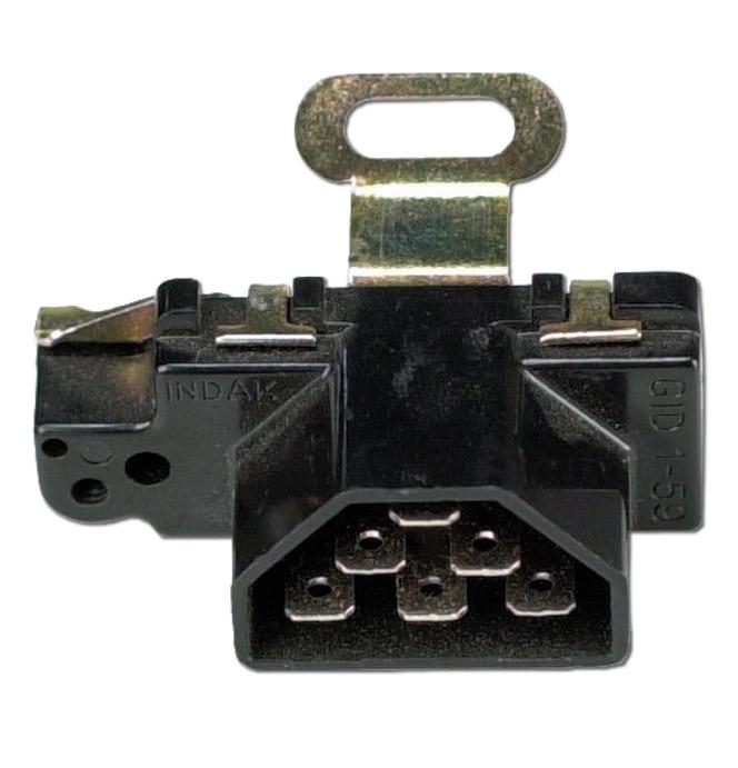 (1960-62)  Turnsignal Switch