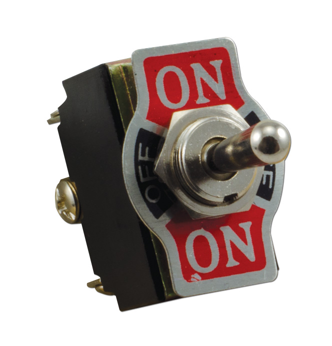 (1939-46)  Gauge/Courtesy Switch