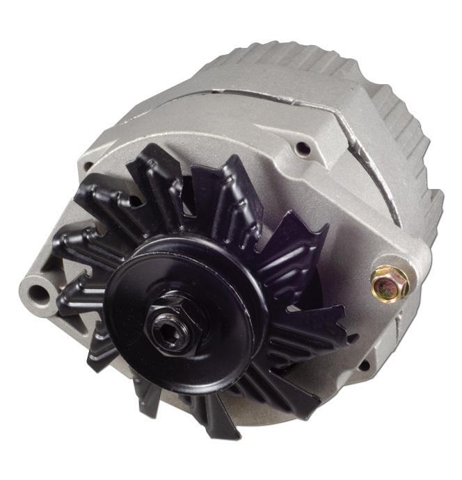 (1947-54)  Alternator-6v
