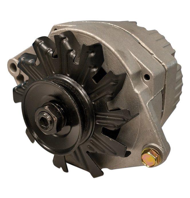 (1947-85)  Alternator Internal Regulated SI Series
