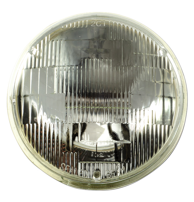 (1958-72)  Headlamp Bulb-Hi/Lo Beam