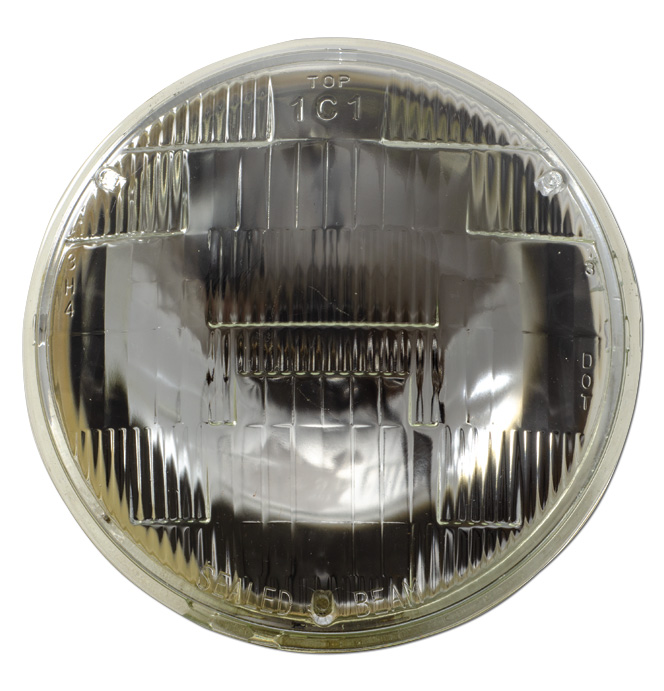 (1958-72)  Headlamp Bulb-Hi Beam