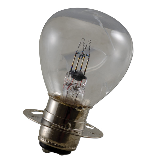 (1934-39) Headlamp Bulb - 6 Volt - Low & High Beam