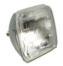 (1980-91)  Headlamp Bulb-Single-Rectangular-Standard
