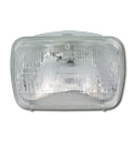 (1979-98)  Headlamp Bulb-Single-Rectangular-Halogen