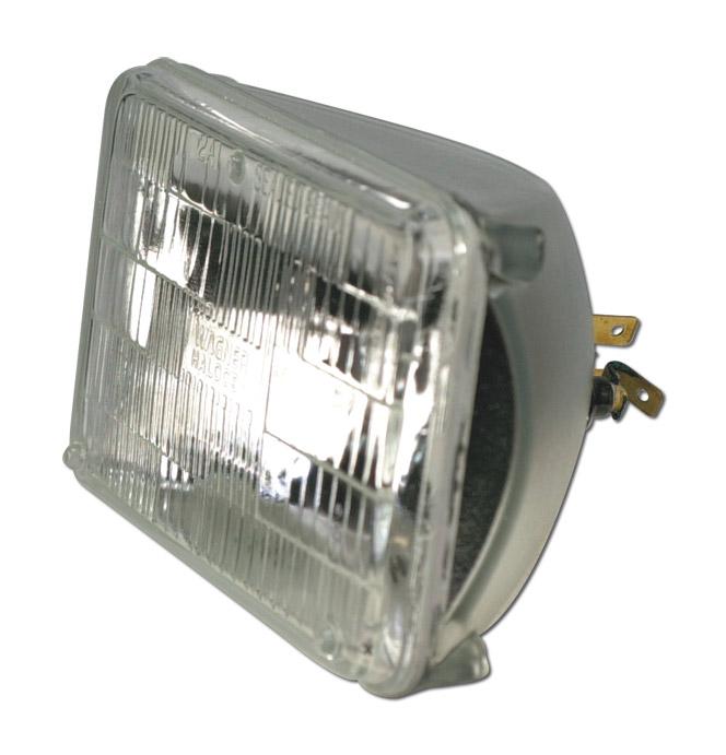 (1981-88)  Headlamp Bulb-Dual-Upper-Halogen