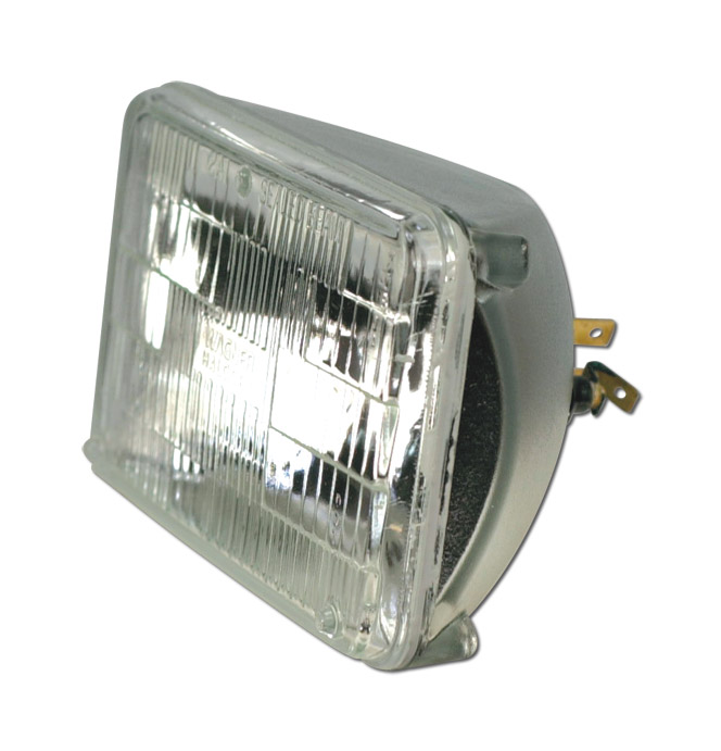 (1981-88)  Headlamp Bulb-Dual-Lower-Halogen