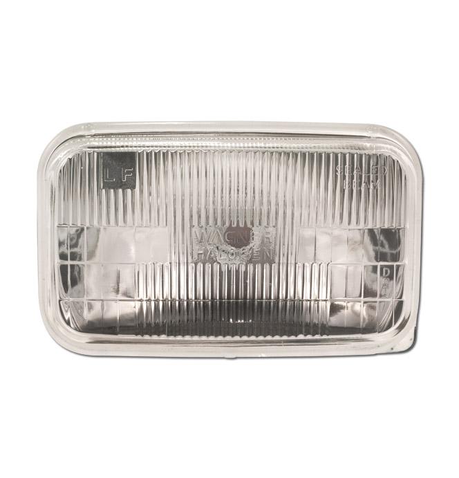 (1988-91)  Headlamp Bulb-Outer
