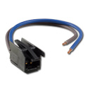 (1982-91)  Connector-Front Door Power Window Motor