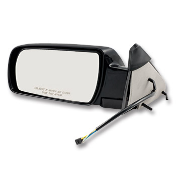 (1992-99)  Outside Mirror Assembly - Power - Left