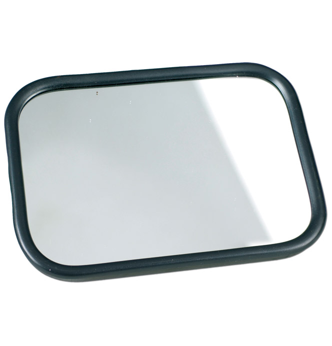 (1941-69)  Outside Mirror Head - Rectangular Painted