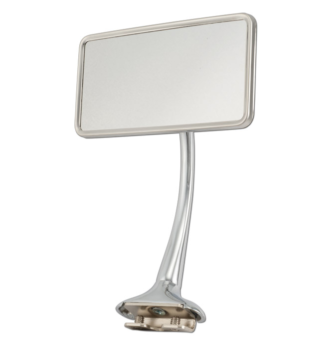 (1941-87)  Peep Mirror - with Straight Arm - Square Head