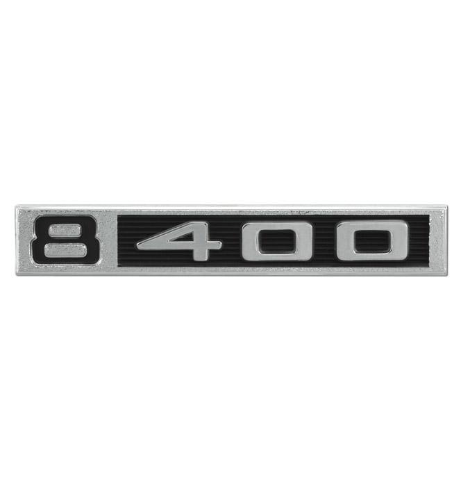 Fender Emblem Chevrolet 8 400 Classic Chevy Truck Parts