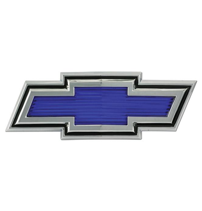 (1971-72)  Front Grill Emblem - Bowtie