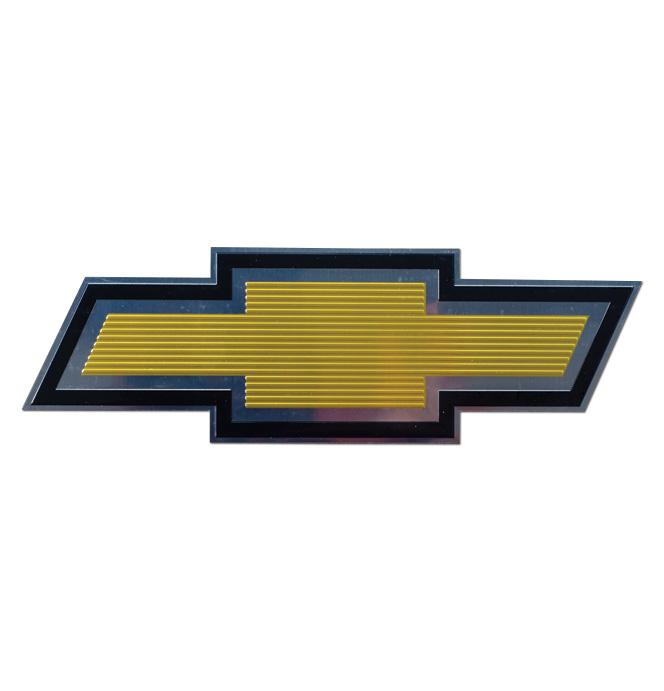 (1973-74)  Grill Emblem - Chevrolet - Bowtie