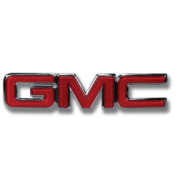 (1988-98)  Grill Emblem-GMC
