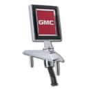 (1981-91)  Front Hood Ornament-GMC