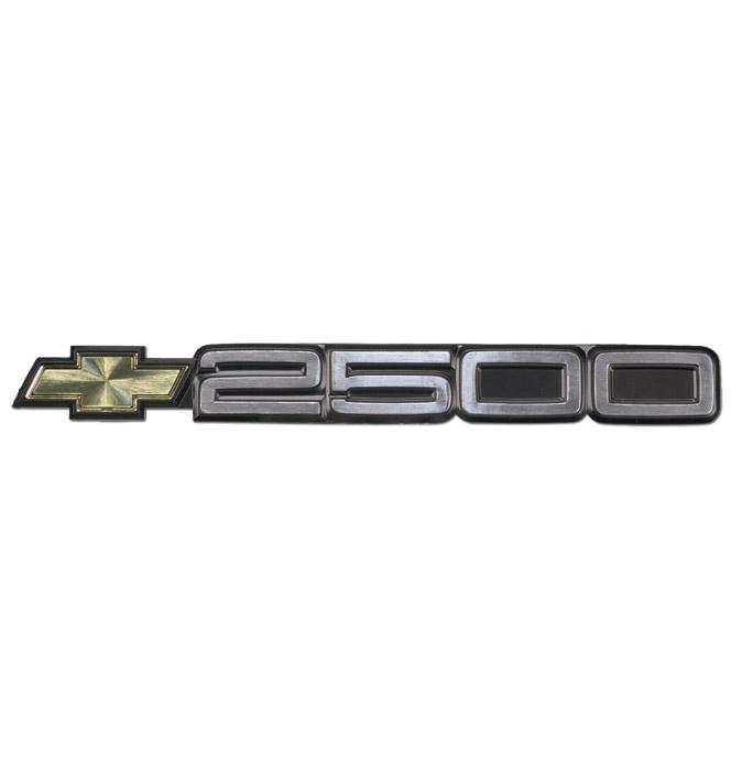 (1988-98) Door Emblem-Bowtie 2500