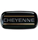 (1988-98)  Cab Emblem-Chevrolet-Cheyenne