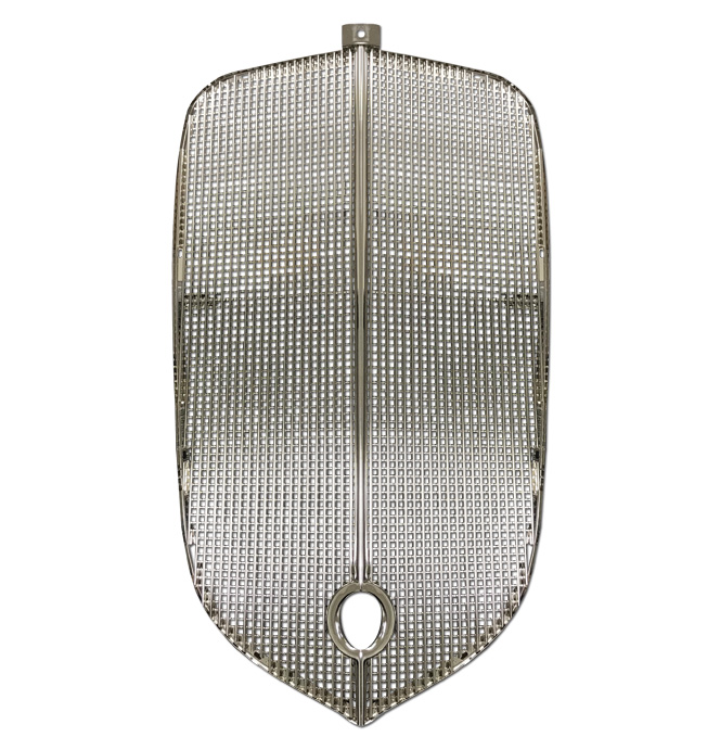 (1934-35) * Grill - Complete -  Polished Stainless