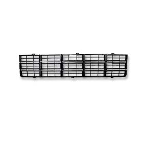 (1977-79)  * Grill - Reproduction - Chevrolet - Black