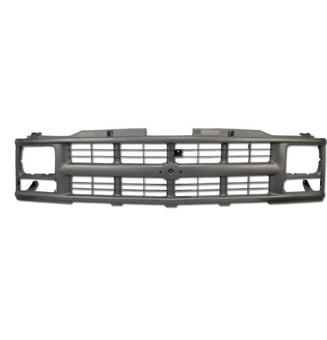 grill chevrolet single headlamp gray rep classic chevy truck parts. Cars Review. Best American Auto & Cars Review