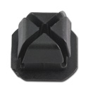 (1988-93)  Grill Panel Retainer Nut