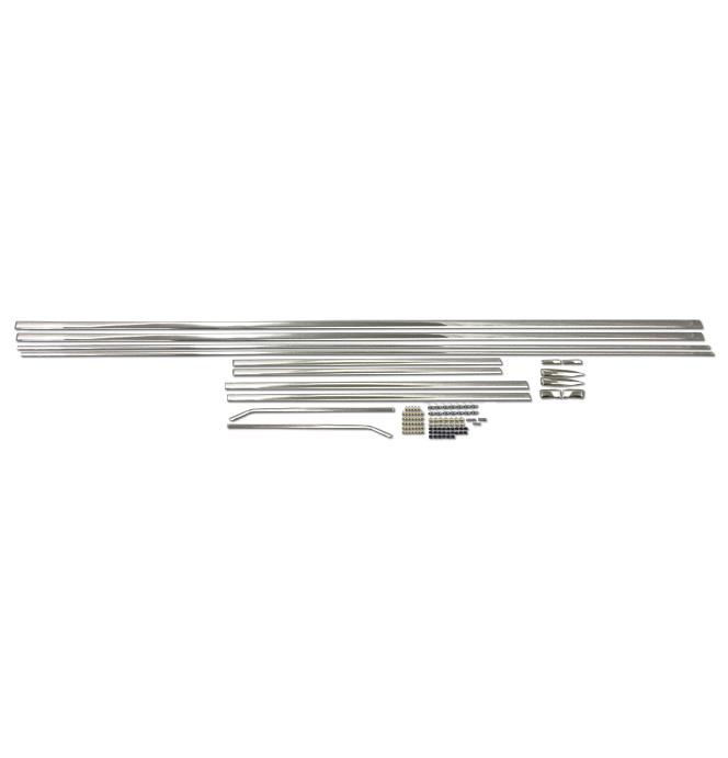 (1962-66) *Body Side Trim Kit - Longbed - Chevrolet