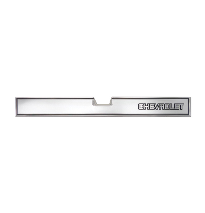 (1981-91)  * Tailgate Band - Wide - Chevy - w/Notch
