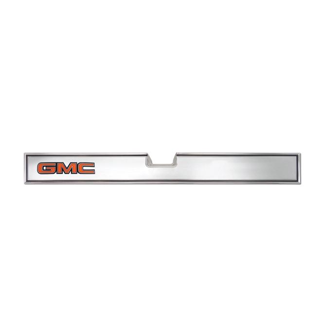 (1981-91)  * Tailgate Band - w/Notch GMC