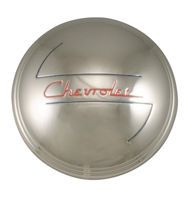 (1937-38)  Hubcap - Chevrolet-1/2-3/4 Ton