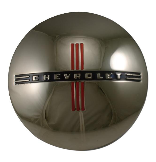 (1940)  Hubcap - Chevrolet-1/2 Ton