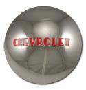 (1946-53)  Hubcap - Chevrolet-3/4 & 1 Ton