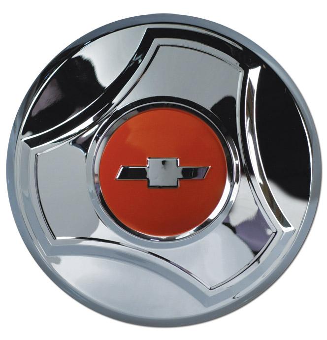 (1964-66)  Hubcap-Chevrolet-1/2 Ton