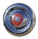 (1955-59)  Hubcap-GMC-1/2 Ton