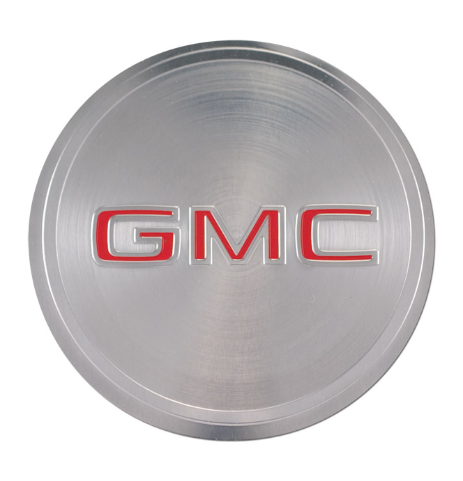 (1967-91)  Center Cap Insert-GMC-2 1/2 ea.