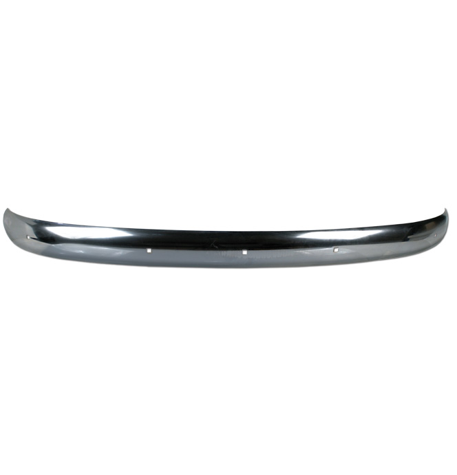 (1941-46)  * Bumper - Front or Rear - Chrome