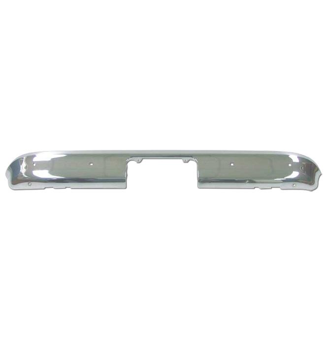 (1967-87)  * Bumper - Rear - Stepside - Chrome