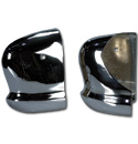 (1955-58)  Cameo Bumper Ends - pair