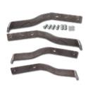 (1960-62)  Bumper Brackets-Rear-Stepside