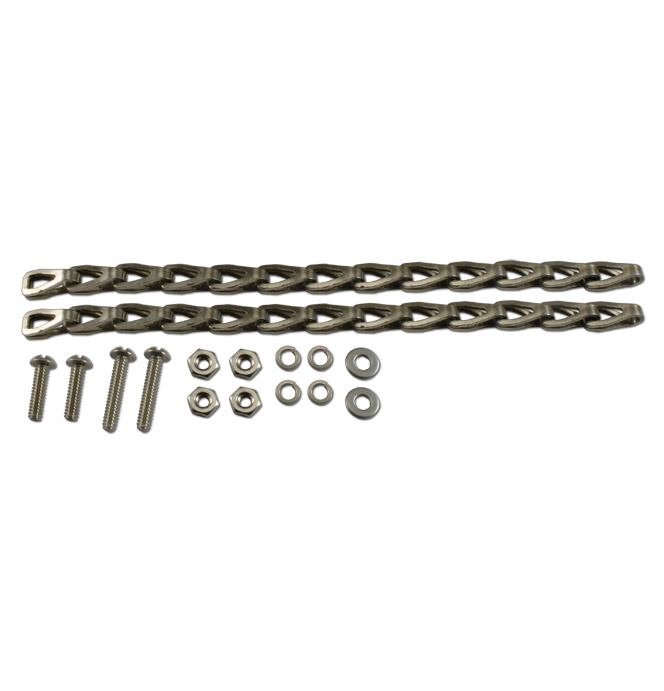(1955-58)  Cameo Spare Tire Door Chain Kit