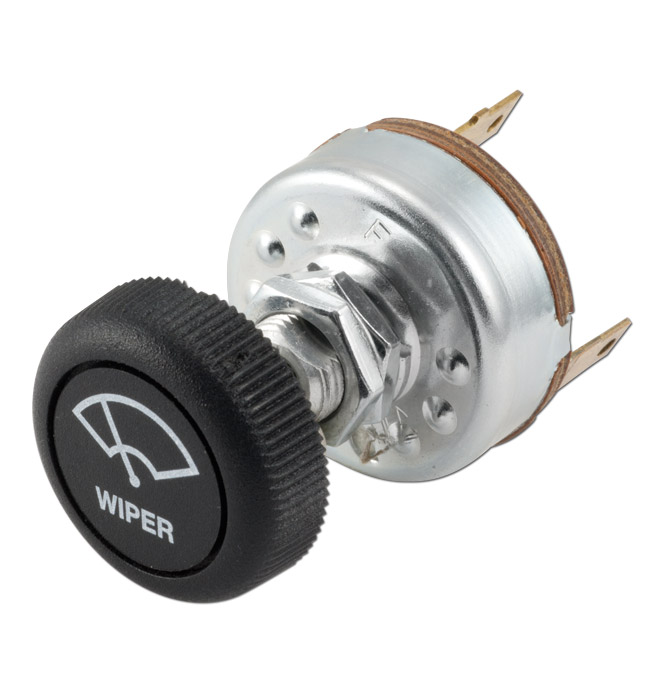 (1947-59)  Wiper Switch-Standard