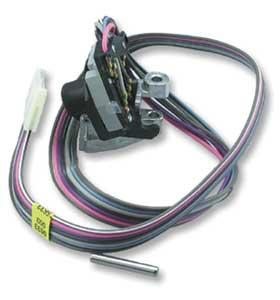 (1984-89)  Windshield Wiper Switch