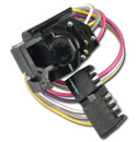 (1988-89)  W/S Wiper Switch W/O Tilt W/O Inter. Wipers