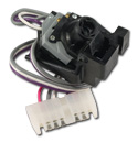 (1988-94)  W/S Wiper Switch w/o Tilt & w/ Inter. Wipers