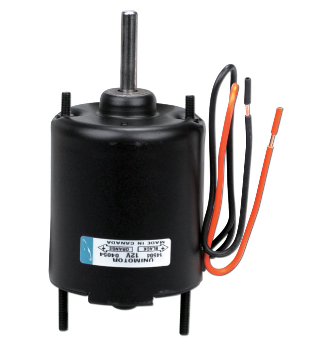 Heater Motor 12 Volt Classic Chevy Truck Parts