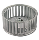 (1960-91)  Heater Fan - Metal - With or w/o A/C