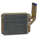 (1960-63)  Heater Core - Standard Heater - Copper Brass