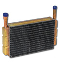 (1967-75)  Heater Core-Without A/C